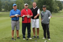 Congrats to our 2014 SRHF Scramble Champions!